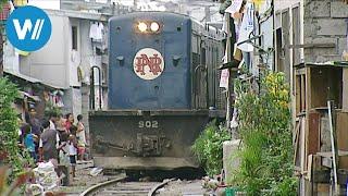 Überleben am Manila Express (360° - GEO Reportage)