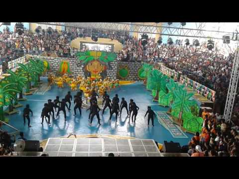 Castor Z.  Concepcion Street Dancing Competition @ Balaoan, La Union Town Plaza ~ December 18, 2016