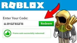 NEW ITEMS FOR FREE WITH THE NEW ROBLOX SECRET CODE!!! AMAZING
