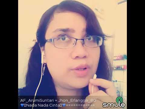 Jhon Erlangga + AF_ArumiSuntari nada nada rindu