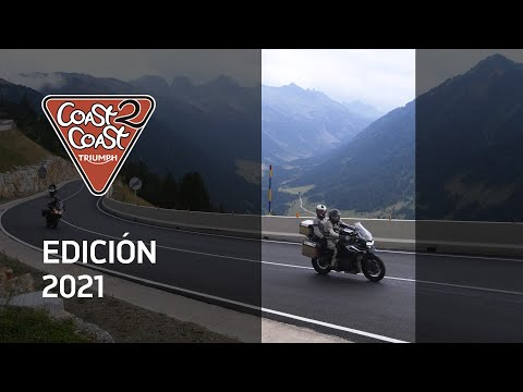 Triumph Coast2Coast 2021