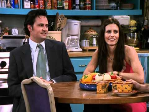 Courteney Cox Friends Tow The Proposal Extended Scene 2 Youtube