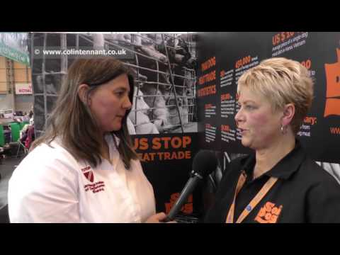 SOI DOGS RACHEL TALKS TO DONNA CRUFTS - Colin Tennant MA Dog TV