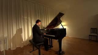 Robert Schumann: Kreisleriana op 16. 1. Äußerst bewegt