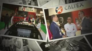 Chevron Stand @ Automechanika Exhibition, Dubai - IMI