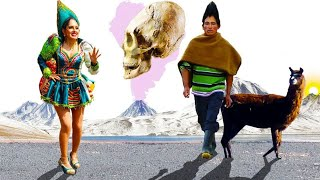 Вытянутые головы перуанских индейцев, как признак статуса. Изучение археологических находок в Перу.