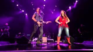 "Keith Urban and Kayla Sarro ""We Were Us"" Hunter Mountain NY 6/12/15"