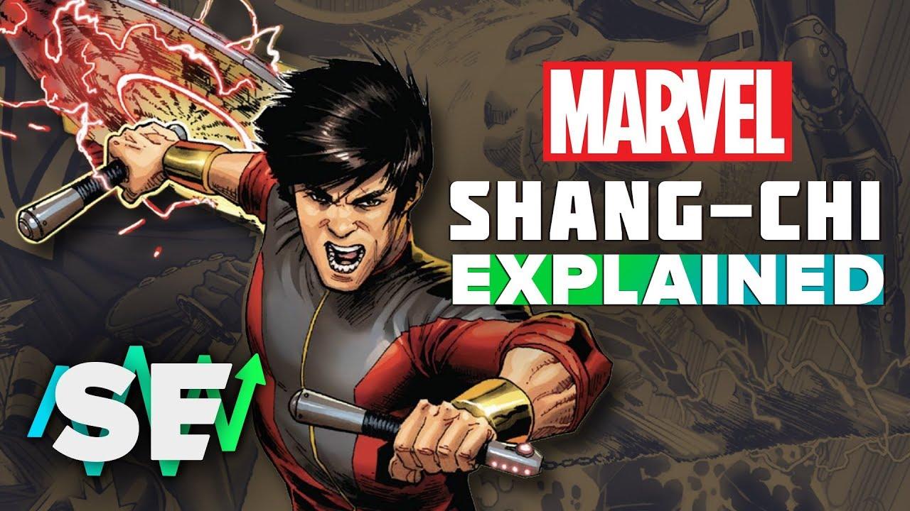 Who is Marvel superhero Shang-...
