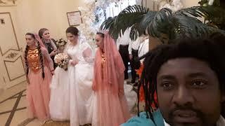 Аварская  свадьба в Ариана Хасавюрт