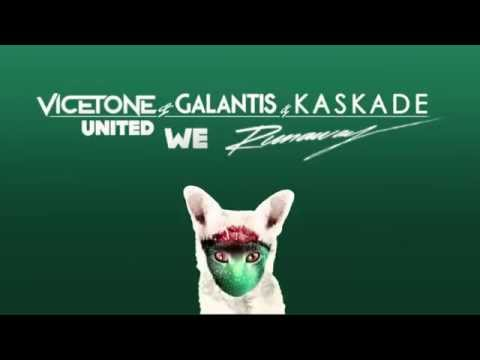 Vicetone & Galantis & Kaskade - United We Runaway (Py mashup)