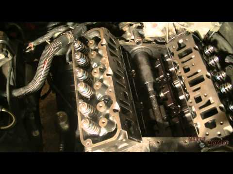 How to Torque Cylinder Head Bolts