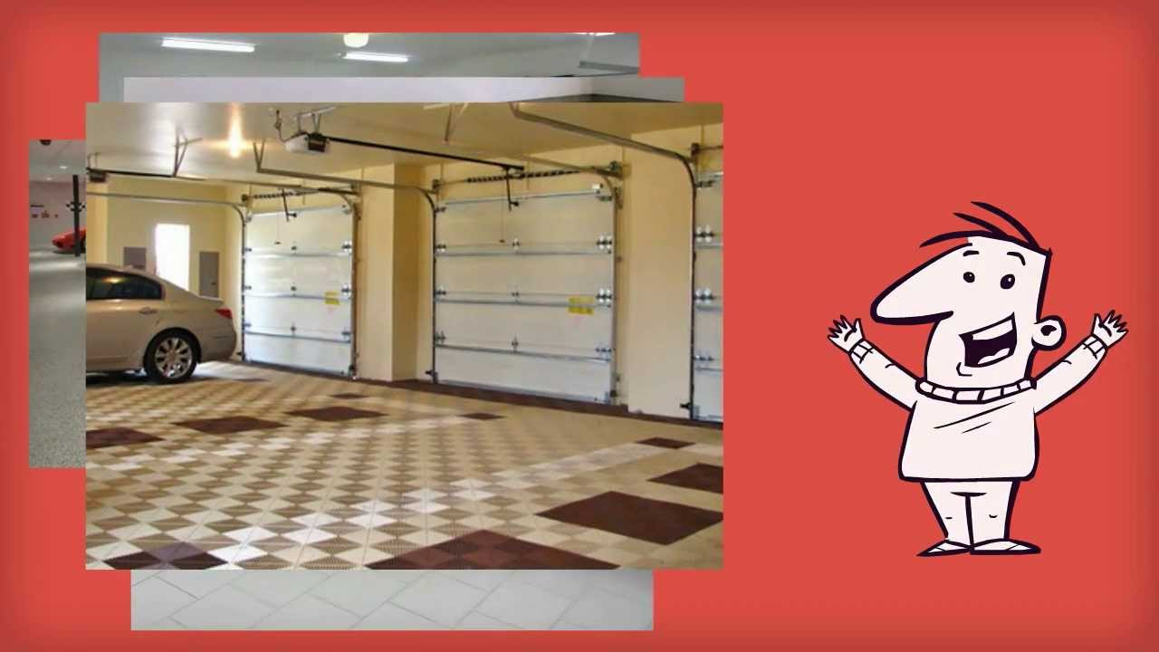 Garage Flooring Options Video Best Ideas
