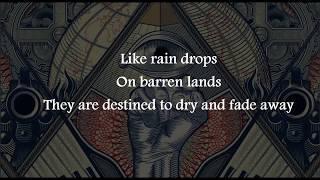 Left Behind - ORPHANED LAND - Lyrics - HD