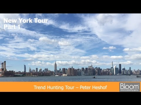 Consumer Trends Tour - New York - Part 1