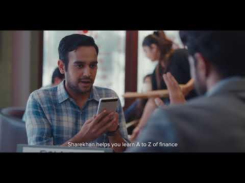 Apna Finance Apne Kabu Mein Kar. Sharekhan Kar! (Tamil)