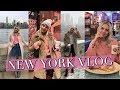 NEW YORK TRAVEL VLOG   2017