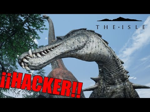 HYPOSPINO VS PUERTA, CRISIS EN THE ISLE... HACKERS!! - THE ISLE GAMEPLAY ESPAÑOL #51