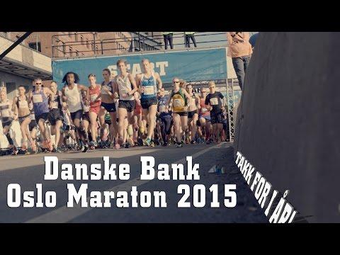 Danske Bank Oslo Maraton 2015 | Takk for i år!