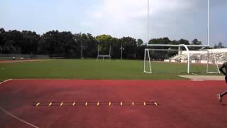 Agility Ladder Training- High Knees