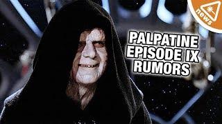 Star Wars 9 Rumor Reveals Emperor's Secret [SPOILERS] (Nerdist News w/ Dan Casey)