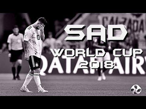 Lionel Messi - SAD ● World Cup 2018 -...