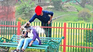 Sneezing prank in prayagraj #prank #inindia #sumitdubey #comedyvideo #bestprank #spray