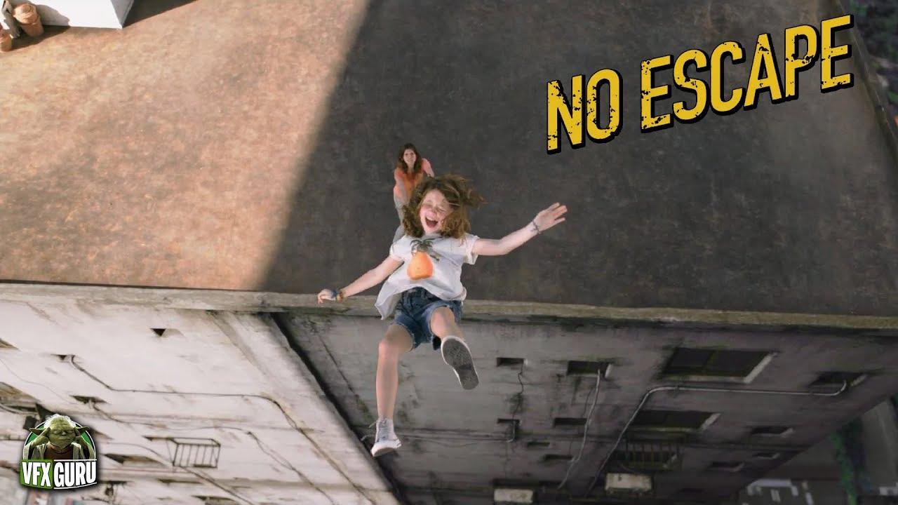 Download No Escape (2015) - Rooftop Scene
