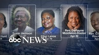 Families Say They Forgive Charleston Church Shooting Suspect
