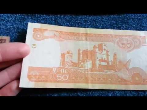 Currency Special Part 7: Ethiopian Birr / Äthiopischer Birr