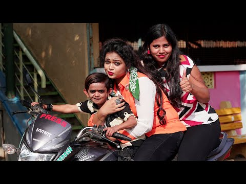 "छोटू की खुशी टपोरी | | Desi Chhotu English Mem ""Part 30"""