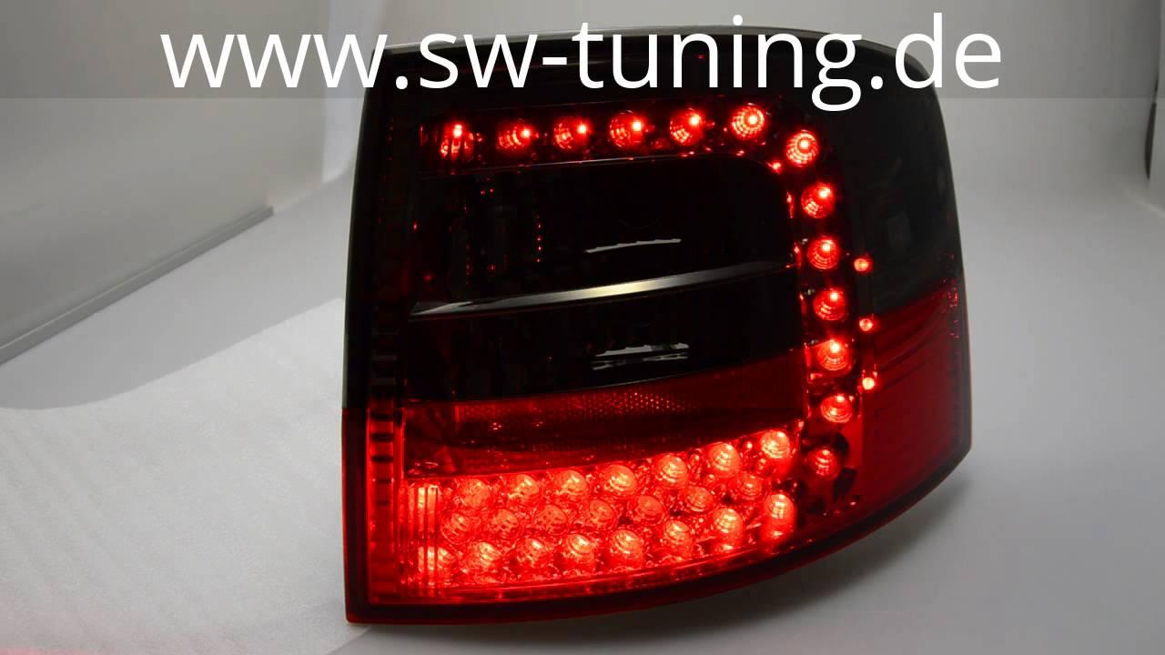 avant lighting. Avant Lighting. Led Taillights For Audi A6 4b 12/97-01/ Lighting Qtsi.co