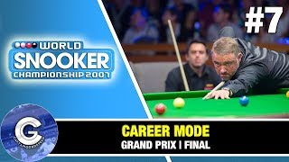 Let's Play World Snooker Championship 2007 (PS3) | Career Mode #7: INCREDIBLE STANDARD!