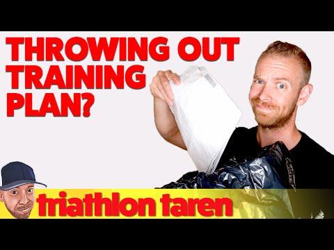 When To Throw Away A Triathlon Training Plan - 동영상