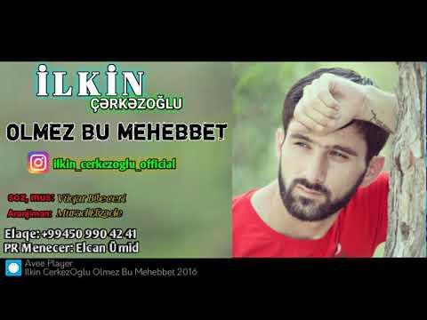 Ilkin Cerkezoglu - Deli Sevda 2018 (Official Audio)