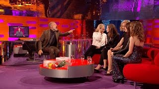 Nicole Kidman gives second chance - The Graham Norton Show: Episode 3 - BBC One