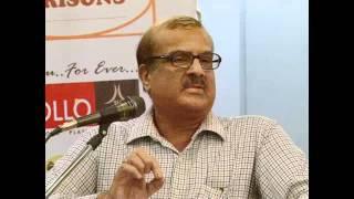 calicut management association speech by sri k m chandrasekhar