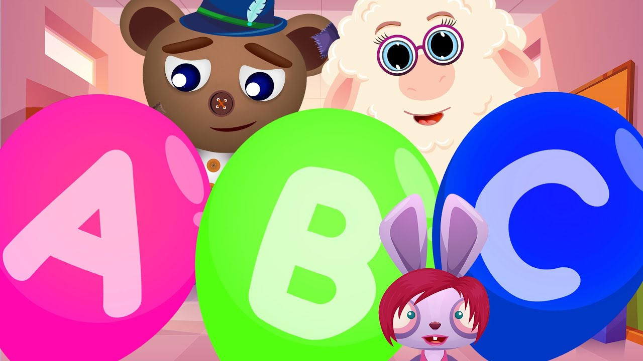 ABC Song + More Nursery Rhymes & Kids Songs | Alphabet Song