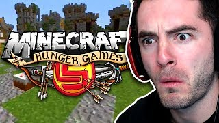 Minecraft: Unexpected Hunger Games