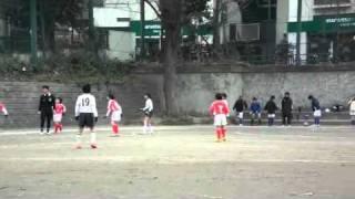 第72回 東京少年サッカーリーグ・Eリーグ@羽根木キッカーズ~10期...