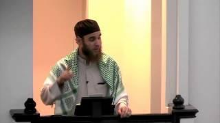 Khutbah - Ustadh Michael Wolfender