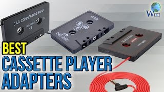 10 Best Cassette Player Adapters 2017