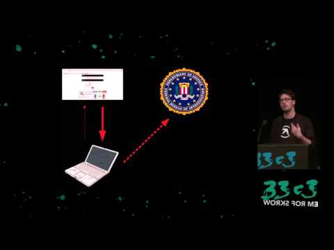 Law Enforcement Are Hacking the Planet (33c3)