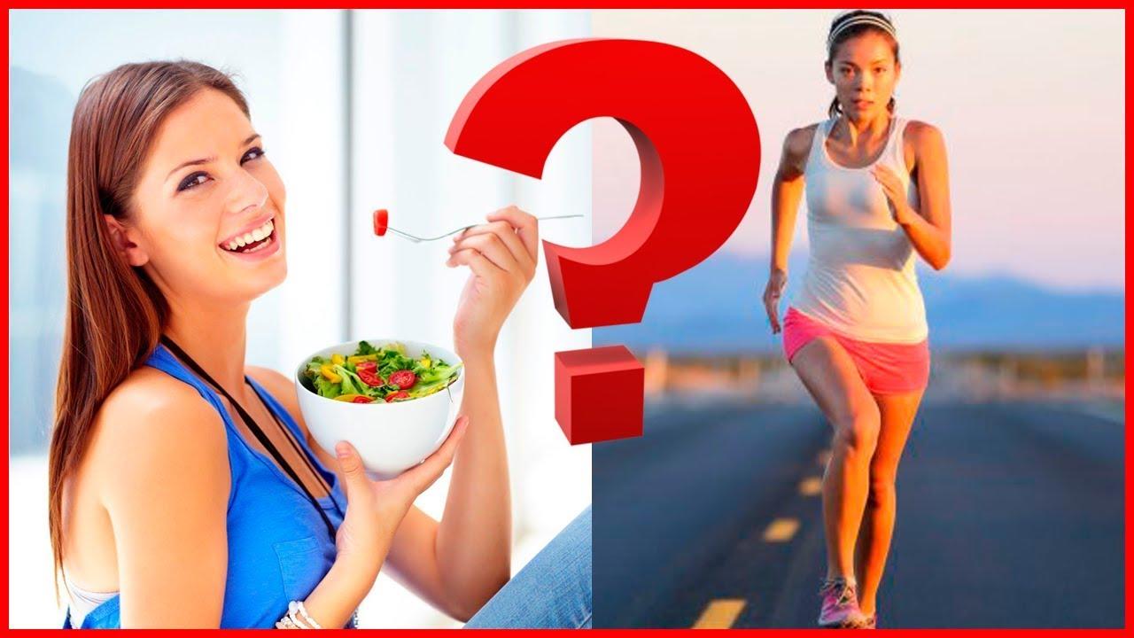 que es mas importante para perder peso