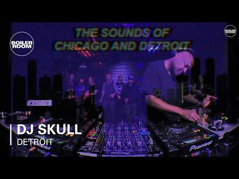 DJ Skull Boiler Room Detroit DJ Set