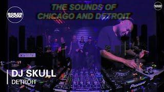 Download DJ Skull Boiler Room Detroit DJ Set