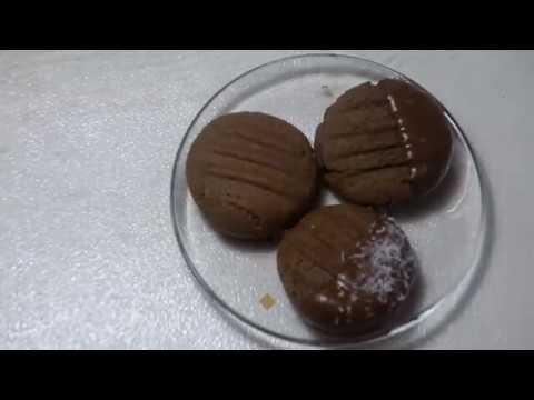 biscuit-a-la-fourchette-au-chocolat-حلوة-الفرشات-بشكلاطة