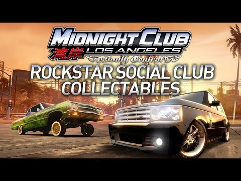 Midnight Club LA: How to get the SPECIAL COLLECTABLES! (Including Audi R8)