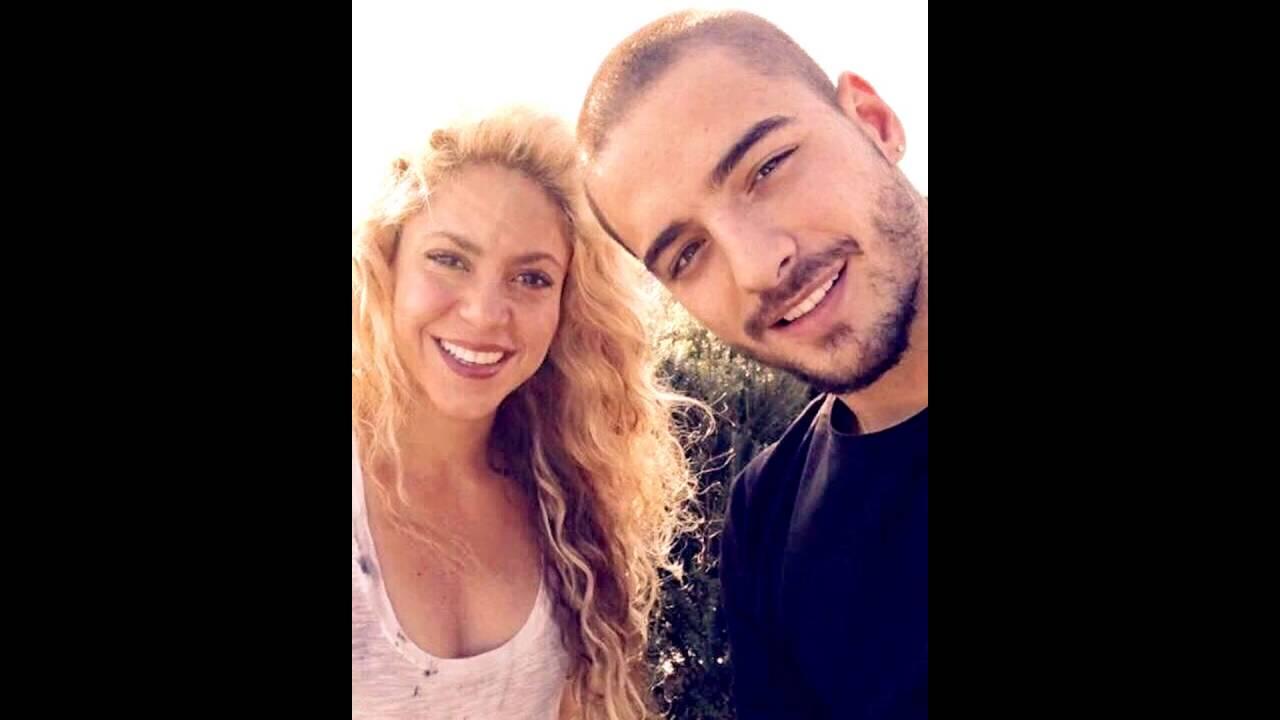Shakira y Maluma nuevo musica - YouTube