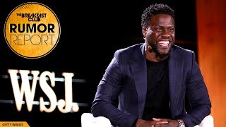 Kevin Hart Explains His Slip Up Caught On Camera—He Was Wearing Heels