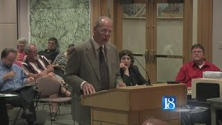 Neighbors oppose rezoning request